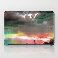 Sky Of Too Many Colors iPad Case