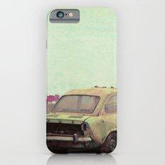 Old car iPhone 6 Slim Case
