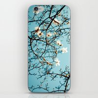 Scattered Random Thoughts iPhone & iPod Skin