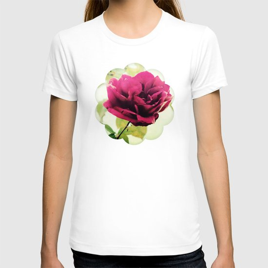 January Rose T-shirt