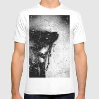 Nude Art - Time Mens Fitted Tee White SMALL