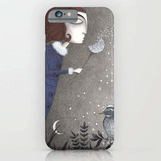 Winter Twilight iPhone & iPod Case