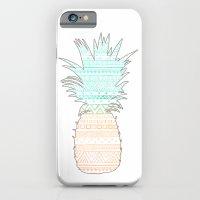 Tribal Pineapple  iPhone 6 Slim Case