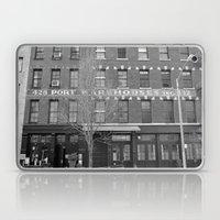 NY Warehouse Laptop & iPad Skin