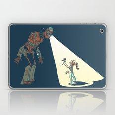 Robot Number 3 and Me Laptop & iPad Skin