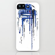 A Blue Hope 2 iPhone (5, 5s) Slim Case
