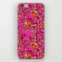 Glam Tack iPhone & iPod Skin
