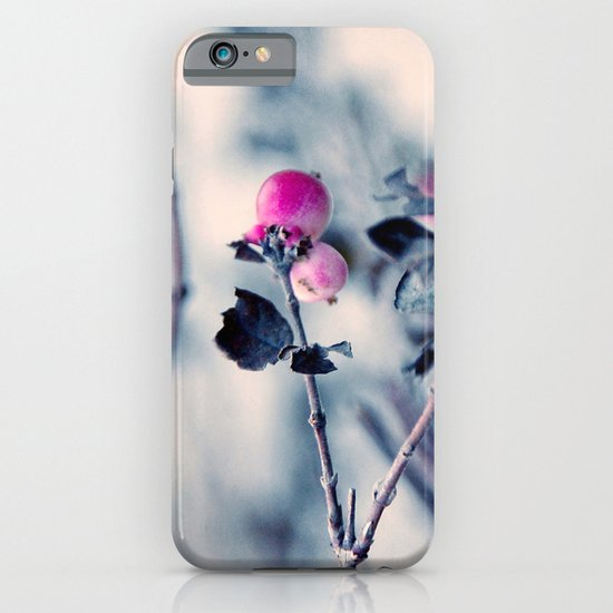 pink berry iPhone & iPod Case