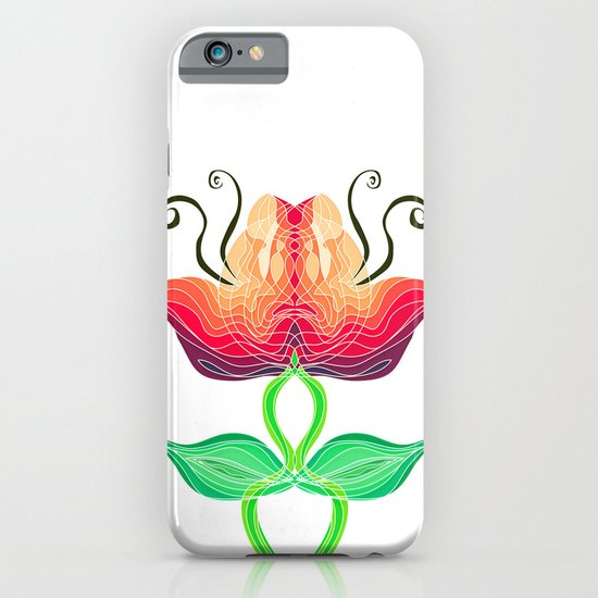 Warm in the Middle iPhone & iPod Case