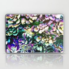 Colorful Abstract Plants Laptop & iPad Skin
