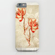 flower3 iPhone 6 Slim Case
