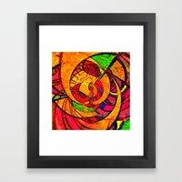 Tropical Farm 3 Framed Art Print