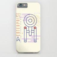 MNML: NCC-1701 iPhone 6 Slim Case