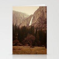 Yosemite 2 Stationery Cards
