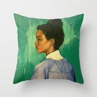 Georgina Throw Pillow