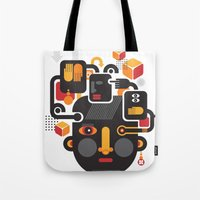 See no evil. Tote Bag