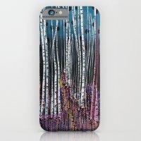 :: Pink Moss :: iPhone 6 Slim Case