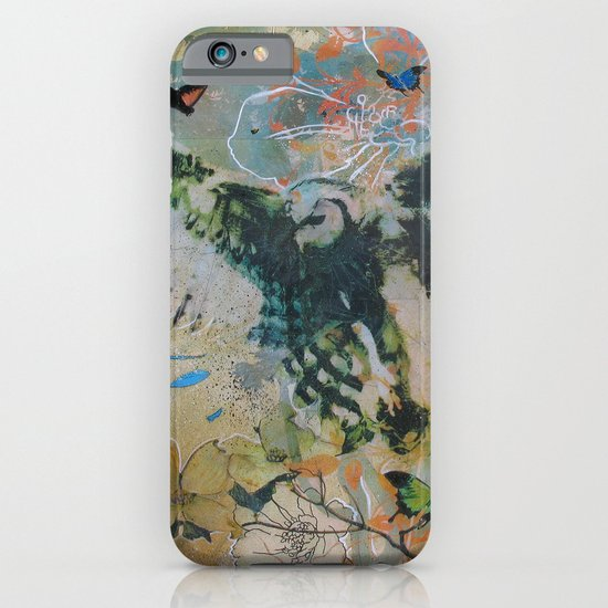 Bubo Capensis iPhone & iPod Case