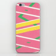 Hoverboard iPhone & iPod Skin