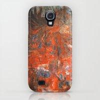Galaxy S4 Cases featuring Xipe Totec by Fernando Vieira