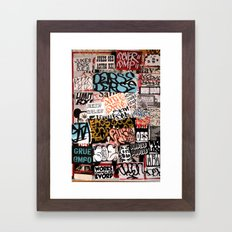 Los Angeles #54 Framed Art Print