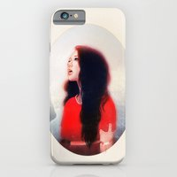 iPhone & iPod Case featuring The Clincher  by Katie Sanvick
