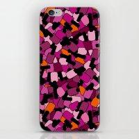 Nail Polish iPhone & iPod Skin