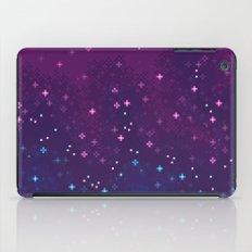 Bi Pride Flag Galaxy iPad Case