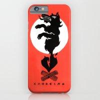 Black Dog: Exorcise iPhone 6 Slim Case