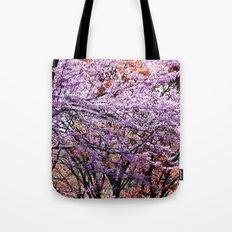 Cherry Blossom Tote Bag
