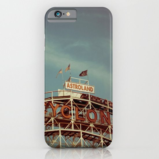 Coney Island Cyclone iPhone & iPod Case