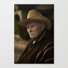 Joshua Tree Portrait 3 Canvas Print