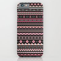 iPhone & iPod Case featuring Lovely Things Pattern by Najmah Salam