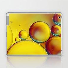 Bubble Drops III Laptop & iPad Skin