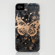 Butterfly 4 iPhone (4, 4s) Slim Case