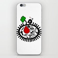 .....NoThIng LeFT FoR OuR ChILdrEn..... iPhone & iPod Skin