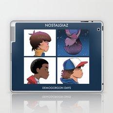 Demogorgon Days Laptop & iPad Skin