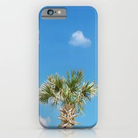 """iPhone & iPod Case featuring """"Happy Palm"""" by Luke Lindgren"""