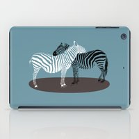 Zebra Embrace iPad Case