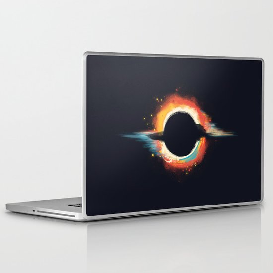 Void Laptop & iPad Skin