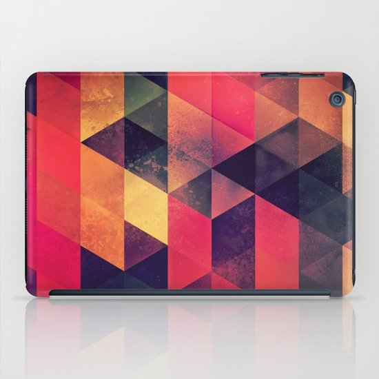 myll tyll iPad Case