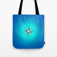 Fleuron Composition No. 129 Tote Bag