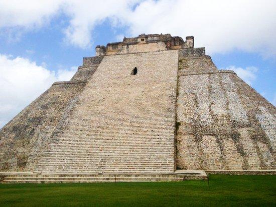 Uxmal Mayan Ruins Art Print