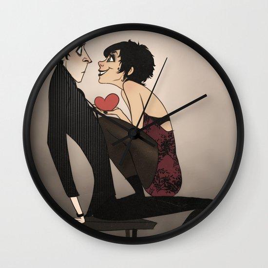 igiveyoumyheart Wall Clock