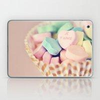 Je T'aime Valentine Laptop & iPad Skin