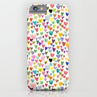 iPhone & iPod Case featuring Love the world by Sasa