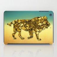 Animal Mosaic - The Lion iPad Case