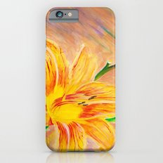 Tiger Lily Impression Slim Case iPhone 6s