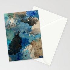 Secret Mediterranean Beach Stationery Cards