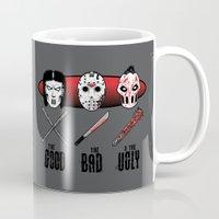 Hockey Mask Evolution Mug
